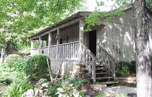 Dolly's Tennessee Mountain Home