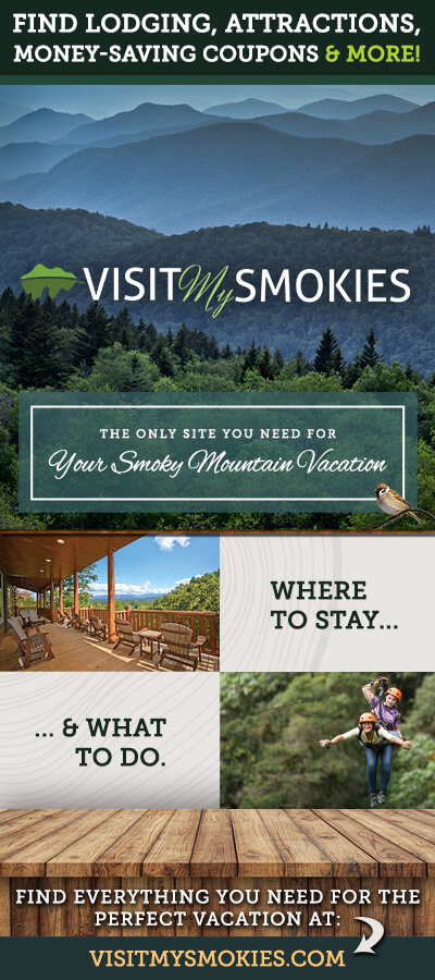 Sevier County, Tennessee Brochure Image