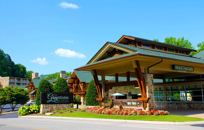 The Greystone Lodge on the River - Gatlinburg, TN