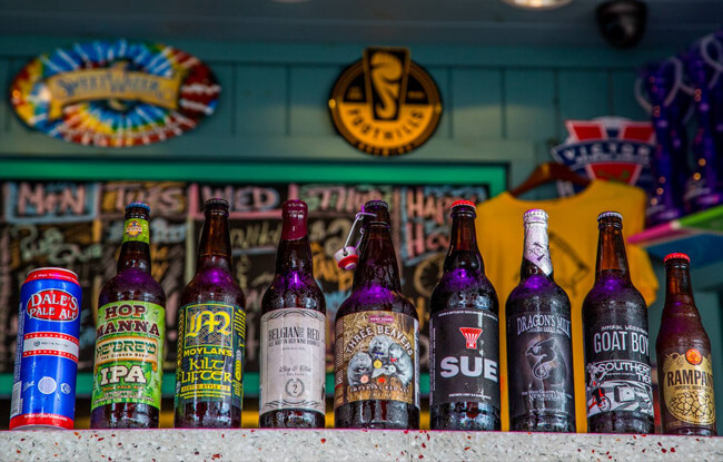 Mellow Mushroom Craft Beer