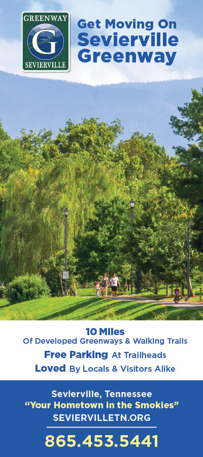 Sevierville Greenway Brochure Image