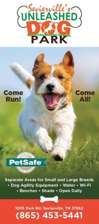 Sevierville's PetSafe Unleashed Dog Park