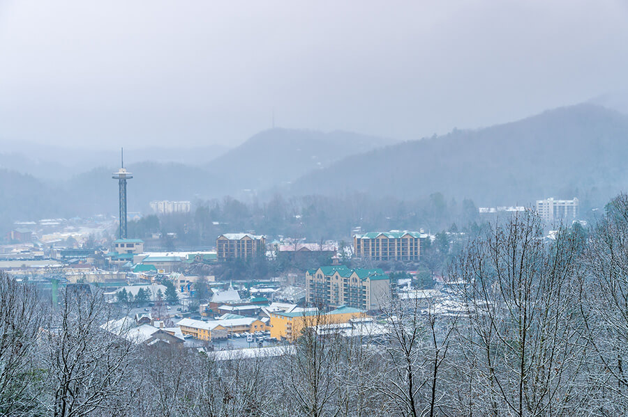 Smokies Winter Events