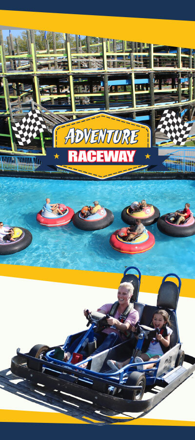 Adventure Raceway Brochure Image