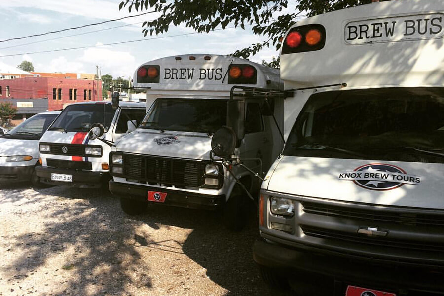 Knox Brew Tours