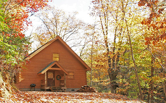 Above the Clouds - Mountain Rentals of Gatlinburg