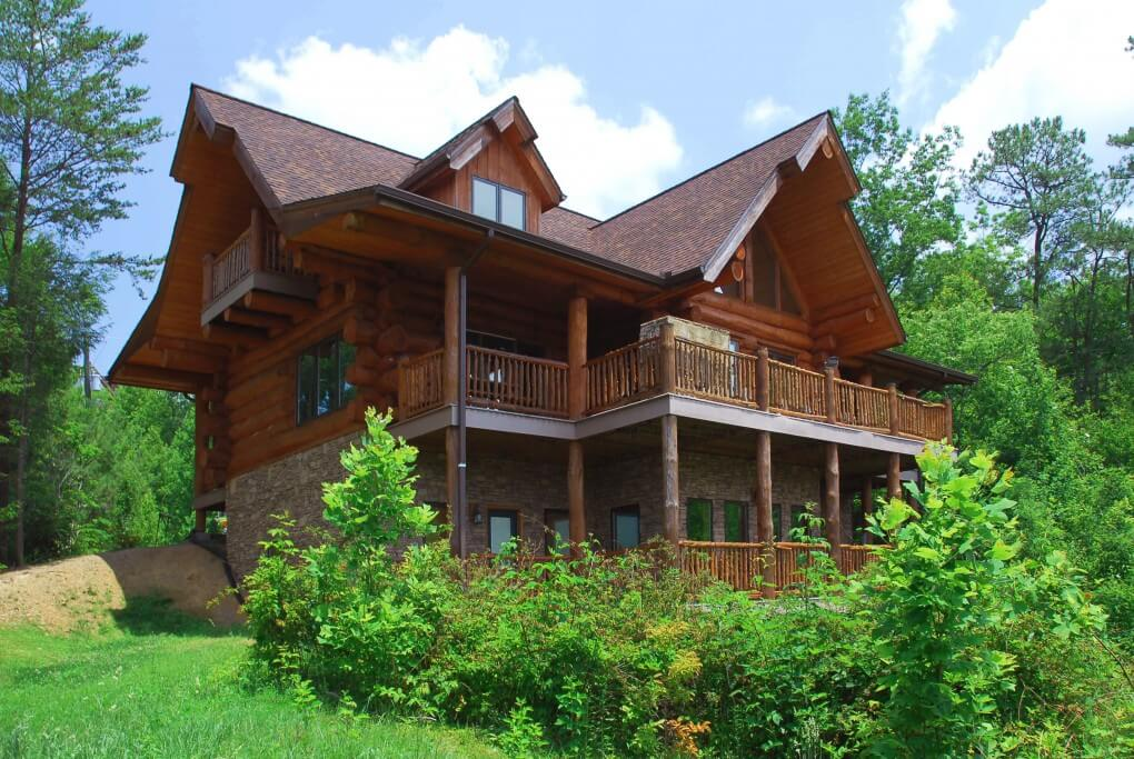 Timber Tops Cabin Rentals - Great Smoky Lodge - Smoky Mountains