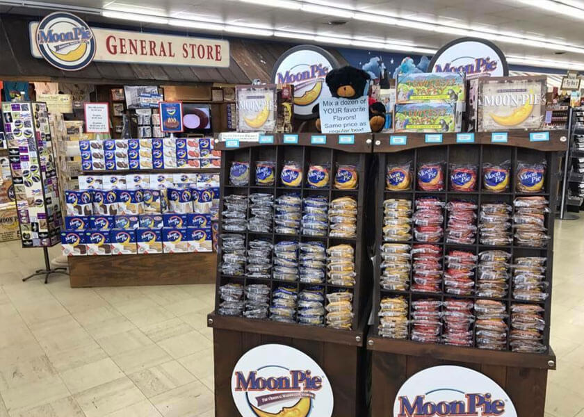 Moon Pie General Store - Pigeon Forge, TN