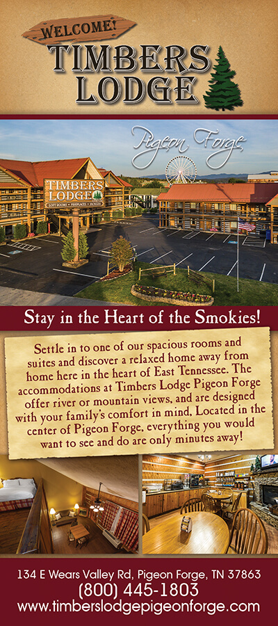 Timbers Lodge on the River Brochure Image