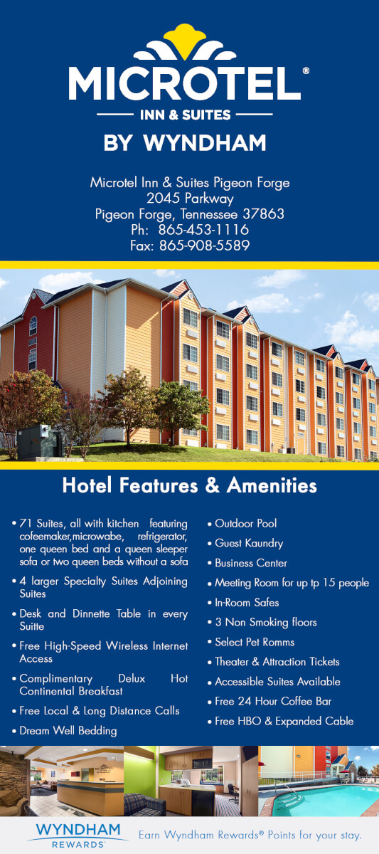 Microtel Inn & Suites Brochure Image