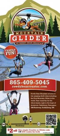 Rowdy Bear Mountain Glider