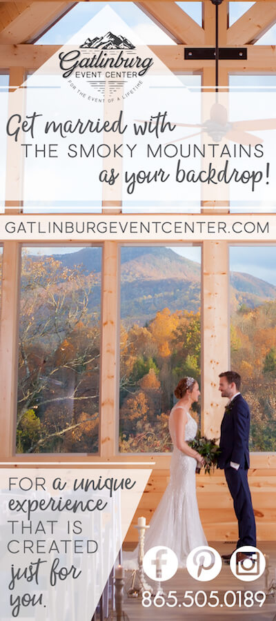 Gatlinburg Event Center Brochure Image