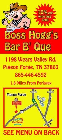 Boss Hogg's Bar B Que