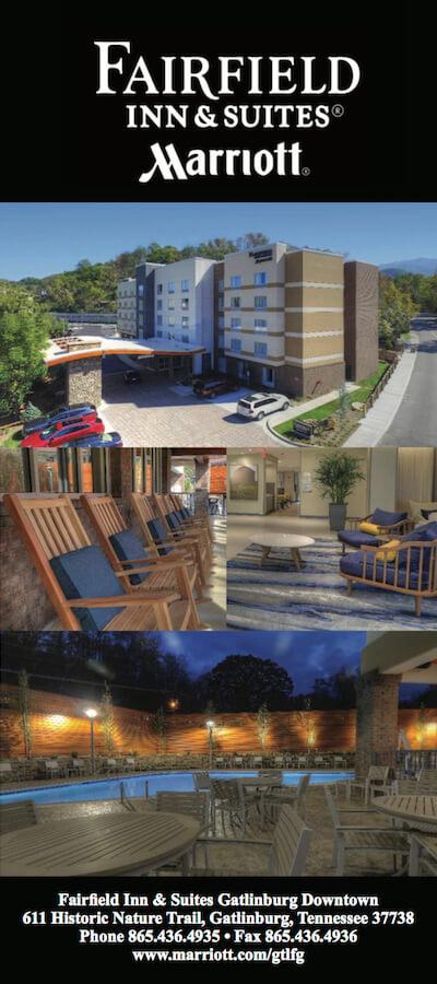 Fairfield Inn & Suites Marriott Brochure Image