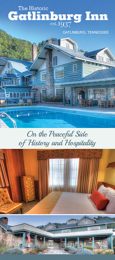The Historic Gatlinburg Inn Brochure Image