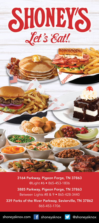 Shoney's Restaurants Brochure Image