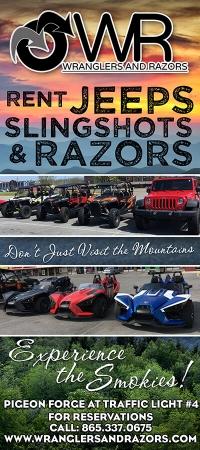 Wranglers and Razors