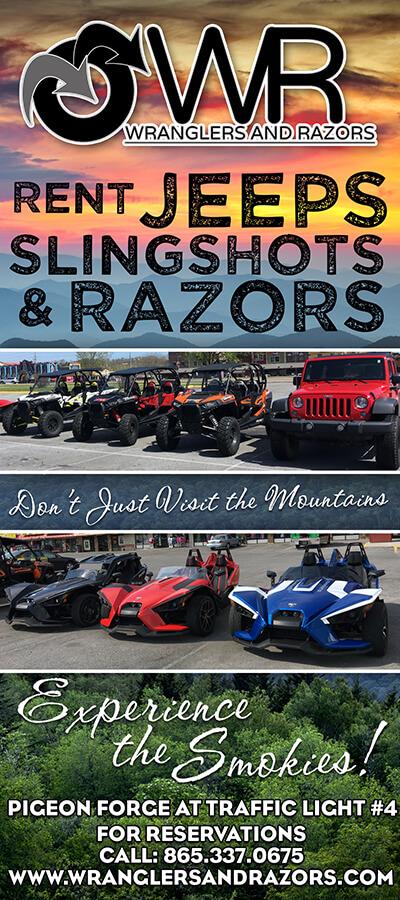 Wranglers and Razors Brochure Image