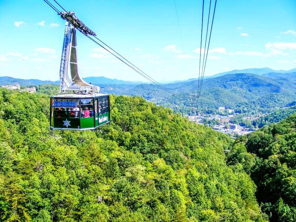 ober aerial tram
