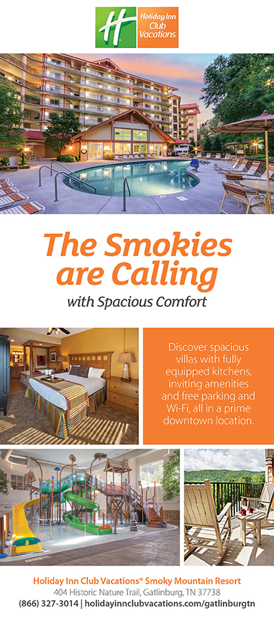 Holiday Inn Club Vacations Smoky Mountain Resort Brochure Image