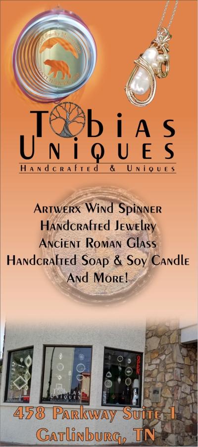 Tobias Uniques Brochure Image