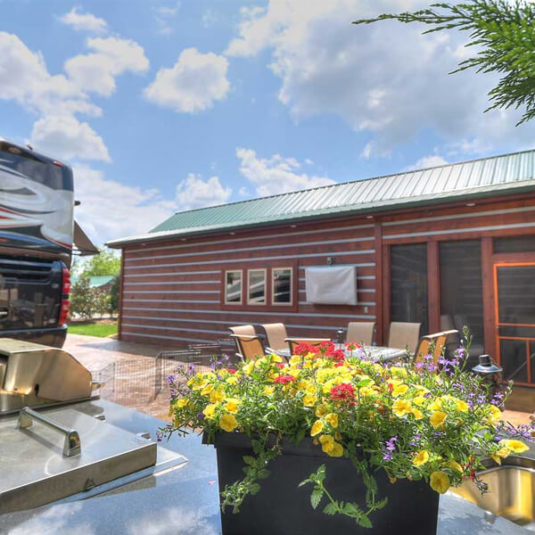 The Dell - Smoky Mountains RV Campground