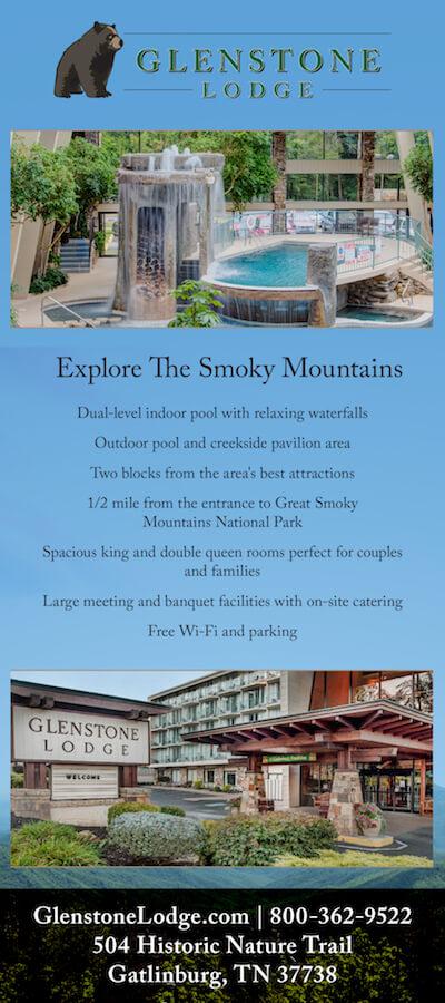 Glenstone Lodge Brochure Image
