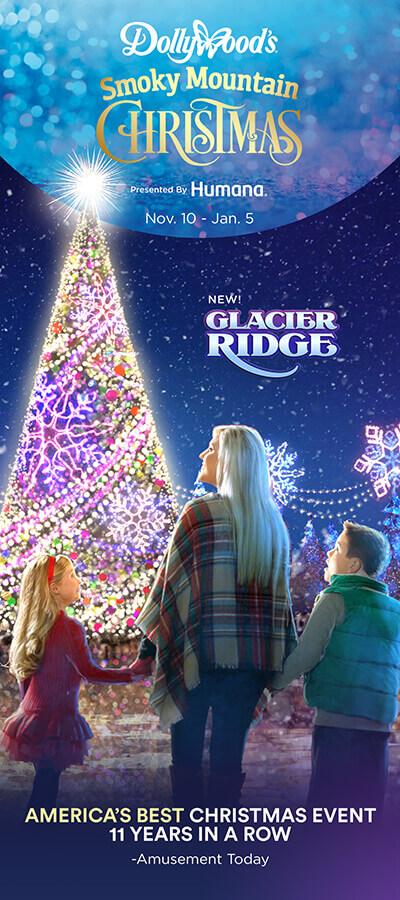 Dollywood Christmas Brochure Image