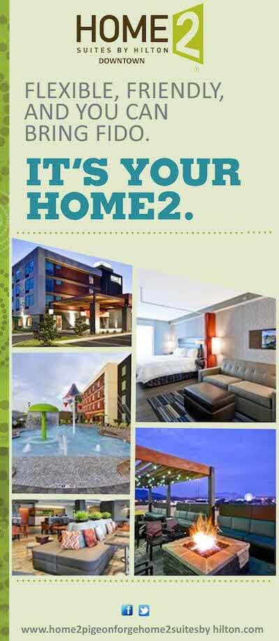 Home 2 Suites by Hilton Brochure Image