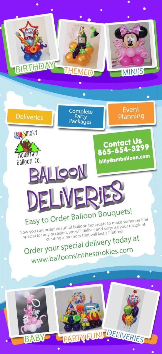 The Smoky Mountain Balloon Company Brochure Image