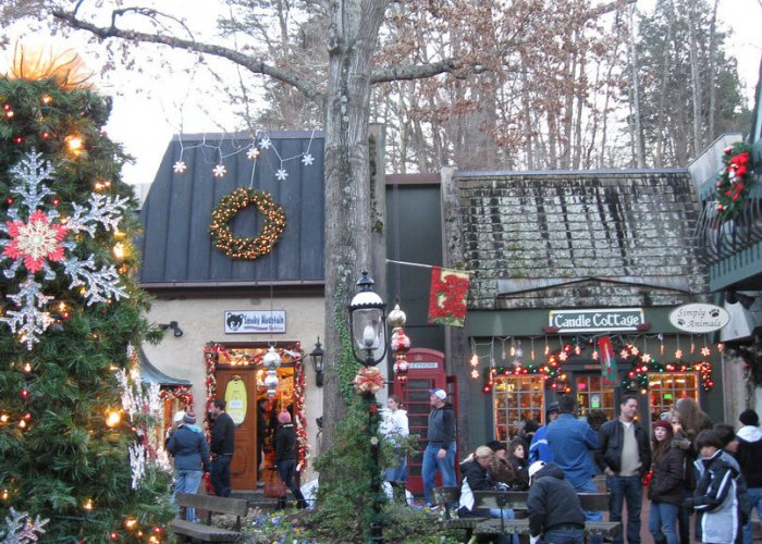 2018 Holiday Activities in Gatlinburg