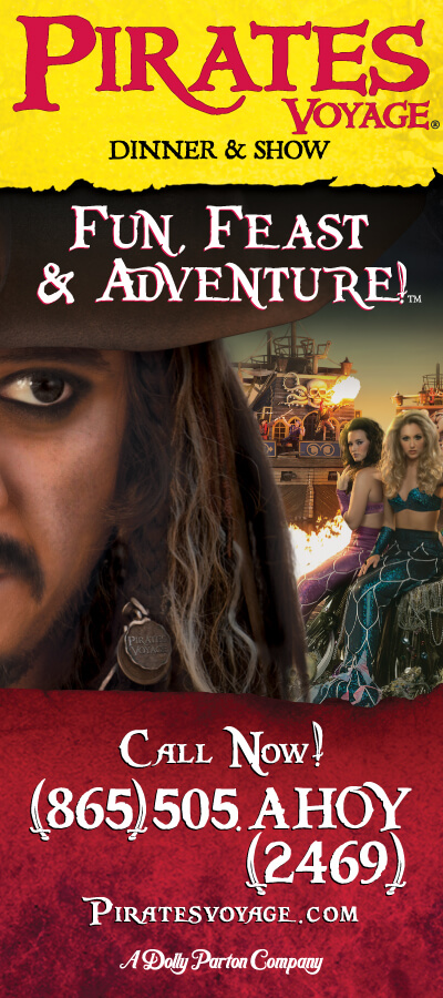 Pirates Voyage Dinner & Show Brochure Image
