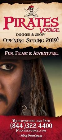Pirates Voyage Dinner & Show