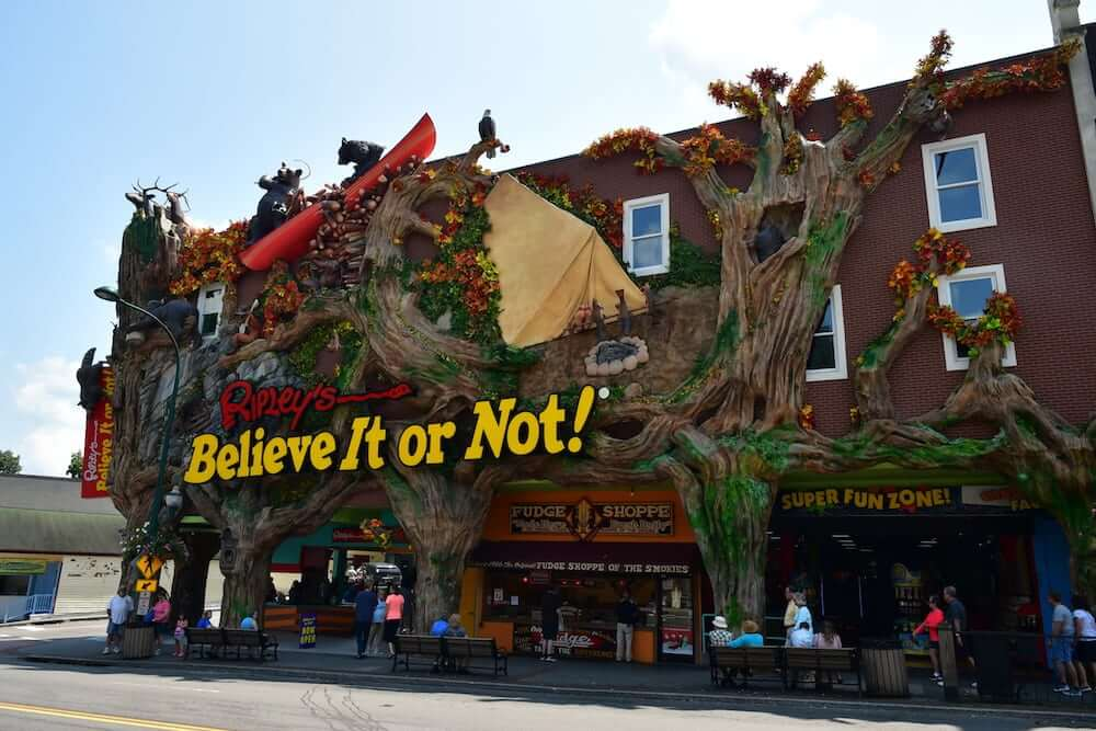 Ripley's Believe It or Not in Gatlinburg