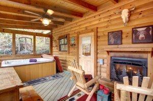 Cabin at Auntie Belham's