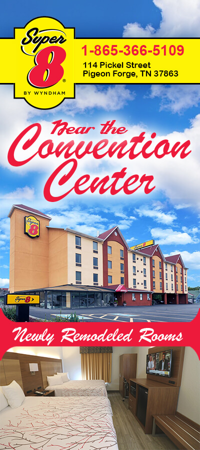 Super 8 by Wyndham Near the Convention Center Brochure Image