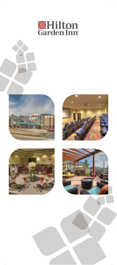 Hilton Garden Inn Pigeon Forge Brochure Image