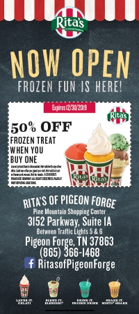 Rita's of Pigeon Forge