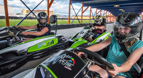 Xtreme Racing Go-Karts in Pigeon Forge