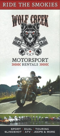 Wolf Creek Motorsport Rentals