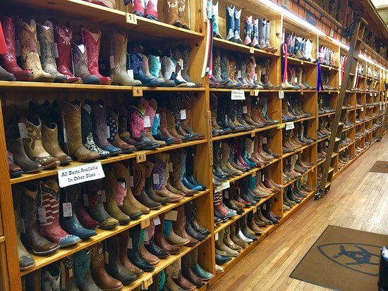 Things to do in Pigeon Forge - Shopping at The Boot Factory Outlet