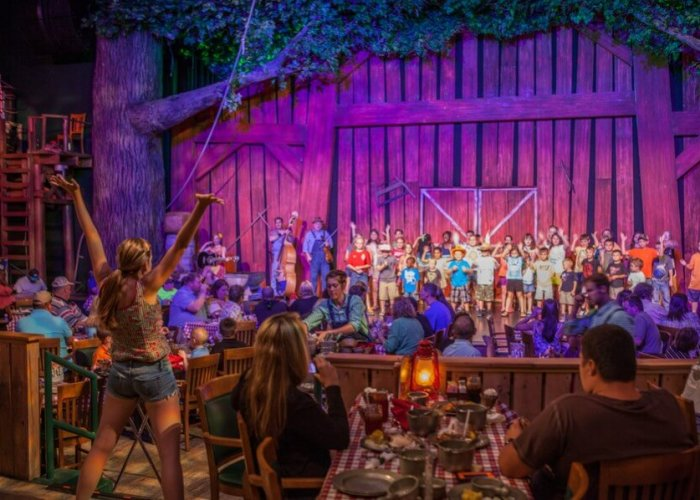 The Most Memorable Dinner Shows in Pigeon Forge