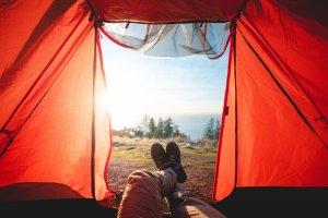 camping hacks in the smokies