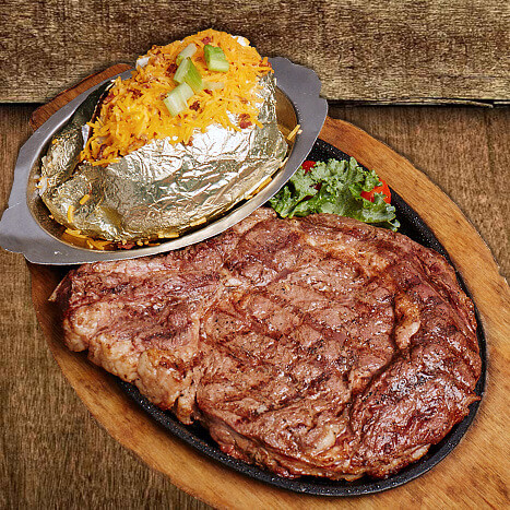 Alamo Steakhouse - Gatlinburg Tennessee Foodies