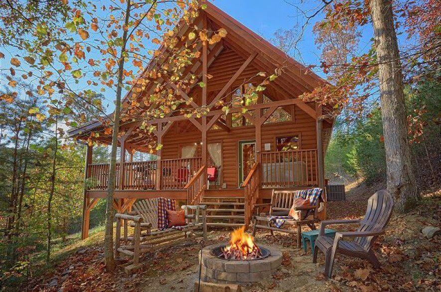pet-friendly cabins gatlinburg