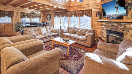 pigeon forge wedding cabin