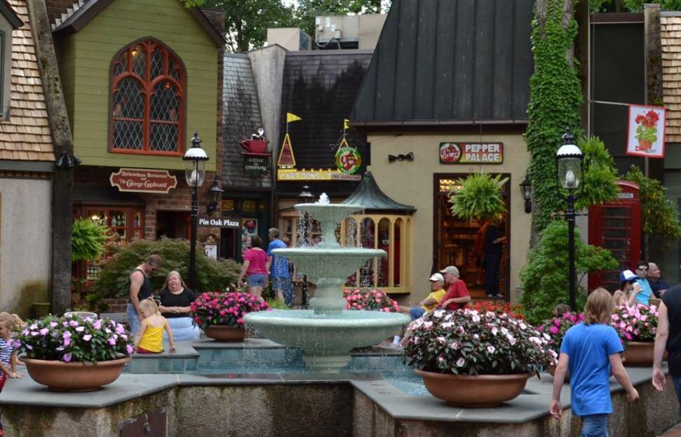 pet-friendly gatlinburg shopping