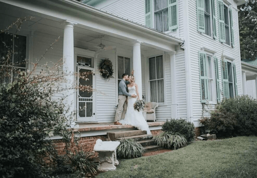 Smoky Mountain Wedding Venue - the swann plantation