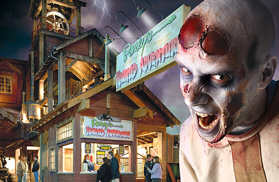 Ripley's Fright Nights in Gatlinburg
