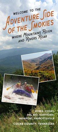 Adventure Side of the Smokies – Cocke County, TN